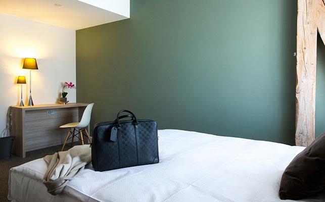 Chambres hôtel des voyageurs lausanne