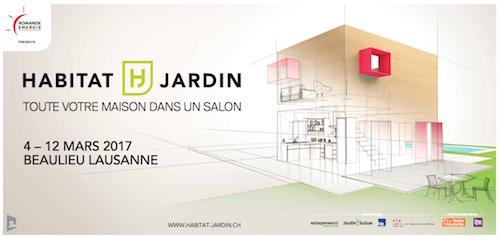 Actualit s h tel des voyageurs lausanne for Jardin habitat 2016